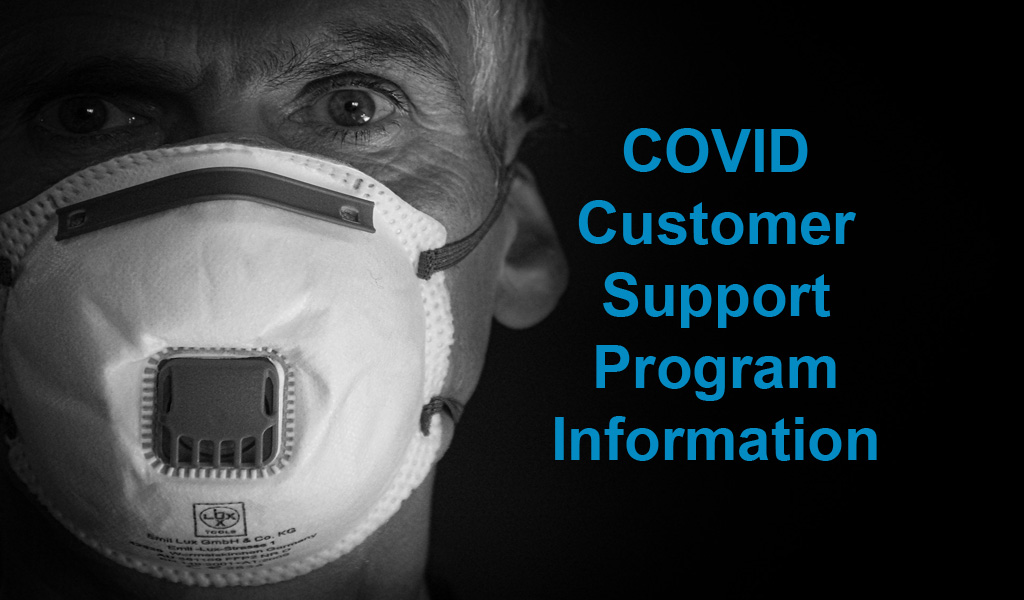 Modern's COVID-19 Customer Support Programs